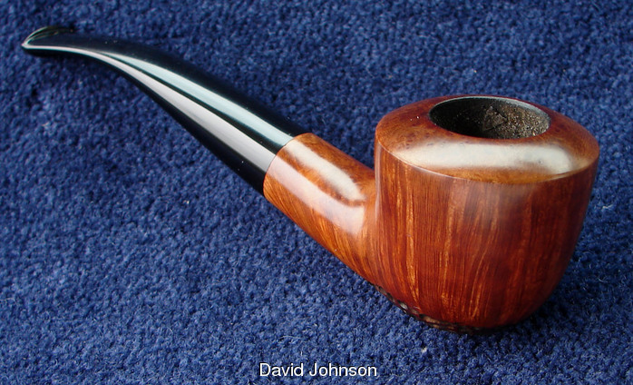 David Johnson smooth/rust Johnson_smooth_candle_snuffer_1