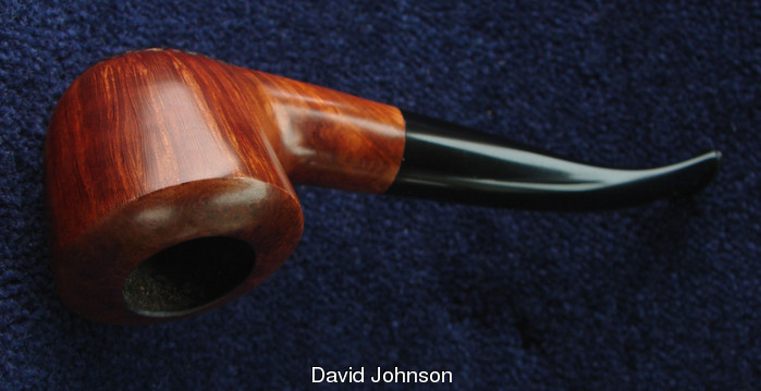 David Johnson smooth/rust Johnson_smooth_candle_snuffer_2