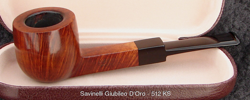 "Kyle says ""gum it up"" with more photos!! Savinelli_giubileo_doro_512_KS_1"